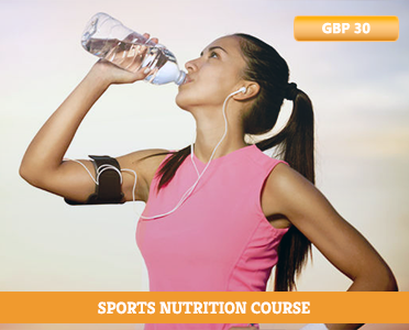 Sports Nutrition - sports dietary nutrition - health nutrition - sports nutrition course - fitness nutrition course - how to learn online