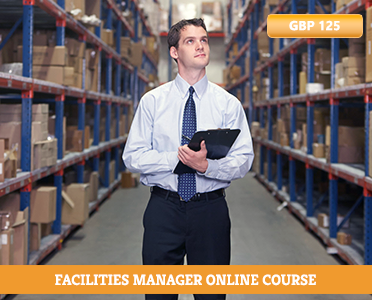 Facilities Manager online course - managers and supervisors - how to be a facilities manager - warehouse Manager - how to learn online