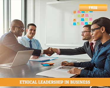 Ethical Leadership in Business - ethical leadership examples in business - how to be ethical in business - ethical leadership qualities - Online courses