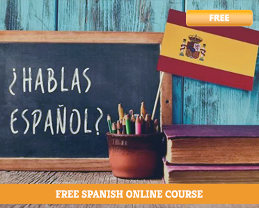 Free Spanish Online Course - learn spanish free - learning spanish for beginners - spanish online course free - Online courses