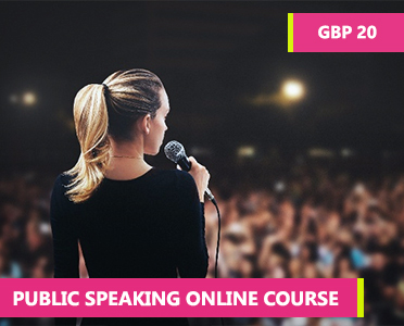 Public Speaking Online Course - public speaking exercises - public speaking courses - public speaking - Online courses