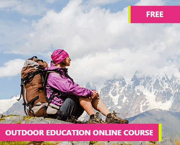 outdoor education online course - outdoor education courses online - outdoor education degree online - outdoor education